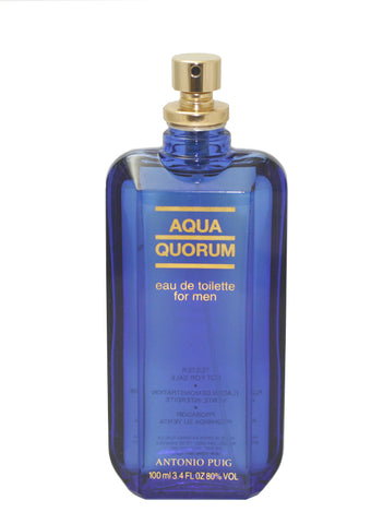AQ29T - Aqua Quorum Eau De Toilette for Men - 3.4 oz / 100 ml Spray Tester