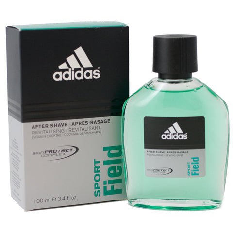 AD13MT - Adidas Sport Field Aftershave for Men - 3.4 oz / 100 ml