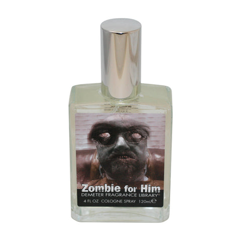 DEZ40M - Zombie For Him Cologne for Men - 4 oz / 120 ml Spray Unboxed