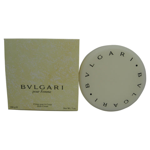 BV11 - Bvlgari Body Cream for Women - 7 oz / 200 ml