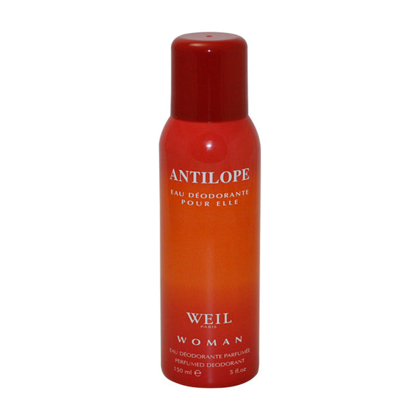 AN84 - Antilope Deodorant for Women - 5 oz / 150 ml