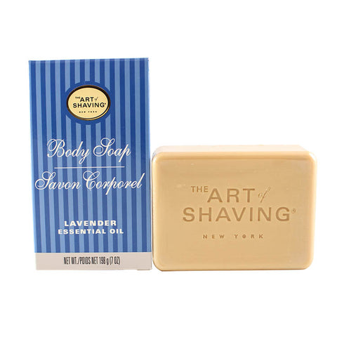 SHSL7M - Lavender Body Soap for Men - 7 oz / 198 ml