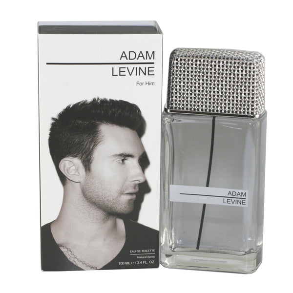 LEV34M - Adam Levine Eau De Toilette for Men - 3.4 oz / 100 ml