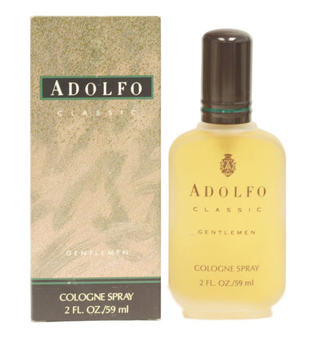 AD13M - Adolfo Cologne for Men - Spray - 2 oz / 60 ml