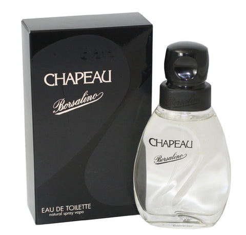 BO333M - Chapeau Borsalino Eau De Toilette for Men - 1.7 oz / 50 ml Spray