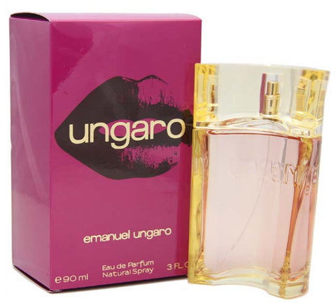 UN54 - Ungaro Eau De Parfum for Women - 3 oz / 90 ml