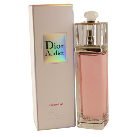 DIO25 - Dior Addict Eau Fraiche Eau De Toilette for Women - 3.4 oz / 100 ml Spray