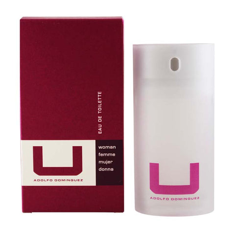 UAD25 - U Adolfo Dominguez Eau De Toilette for Women - Spray - 2.5 oz / 75 ml