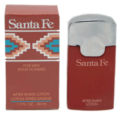 SA404M - Santa Fe Aftershave for Men - 1.7 oz / 50 ml