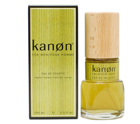 KA52M - Kanon Eau De Toilette for Men - 3.3 oz / 100 ml Spray