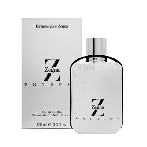 ZZE52 - Z Zegna Extreme Eau De Toilette for Men - Spray - 3.3 oz / 100 ml