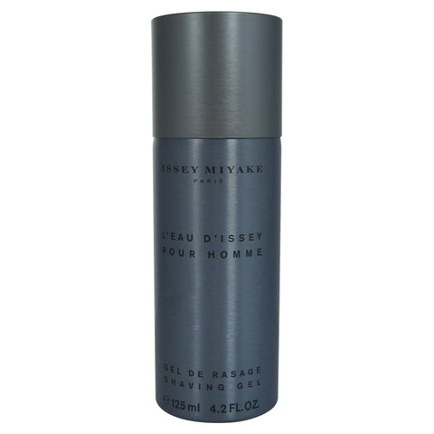 LE109M - L'Eau De Issey Shaving Gel for Men - 4.2 oz / 125 ml