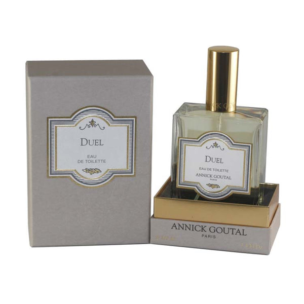 DUE1M - Duel Eau De Toilette for Men - 3.4 oz / 100 ml Spray