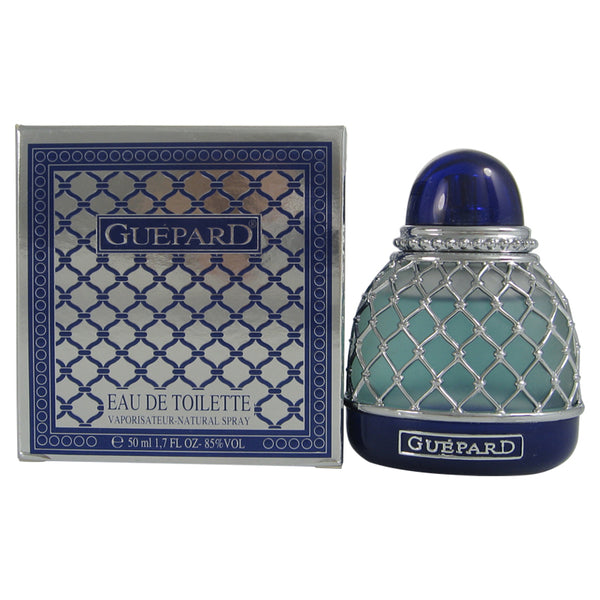 GUE11M-F - Guepard Eau De Toilette for Men - 1.7 oz / 50 ml Spray