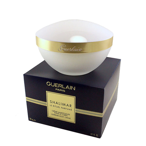 SH228 - Guerlain Shalimar Body Cream for Women 6.7 oz / 200 g