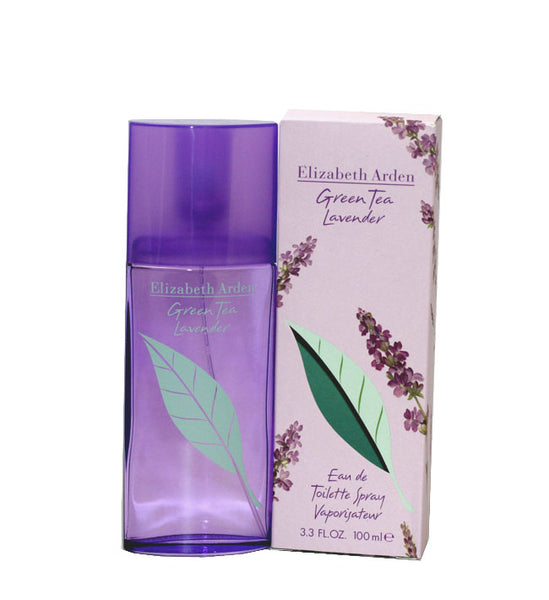 GTL33 - Green Tea Lavender Eau De Toilette for Women - 3.3 oz / 100 ml Spray