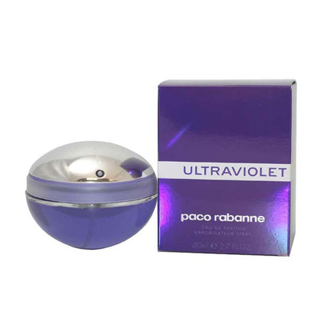 UL01 - Ultraviolet Eau De Parfum for Women - 2.7 oz / 80 ml Spray