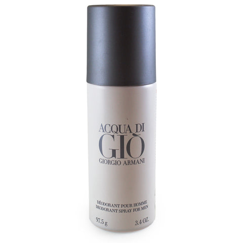 AC266M - Acqua Di Gio Deodorant for Men - Spray - 3.4 oz / 100 ml