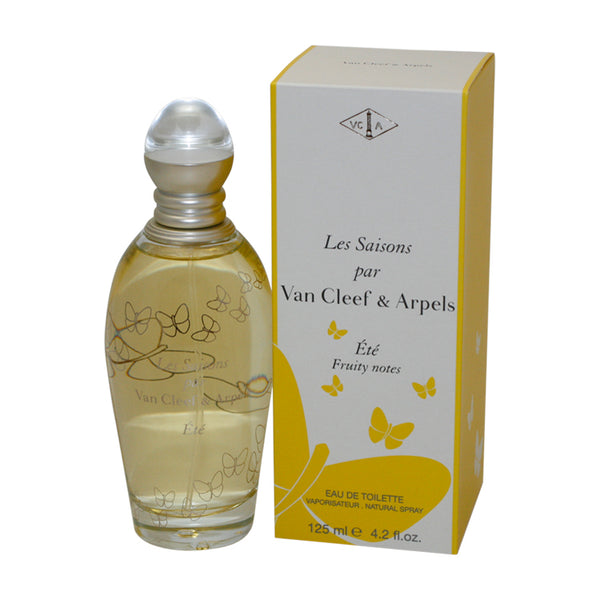 ETE13 - Les Saisons Ete Eau De Toilette for Women - 4.2 oz / 125 ml Spray