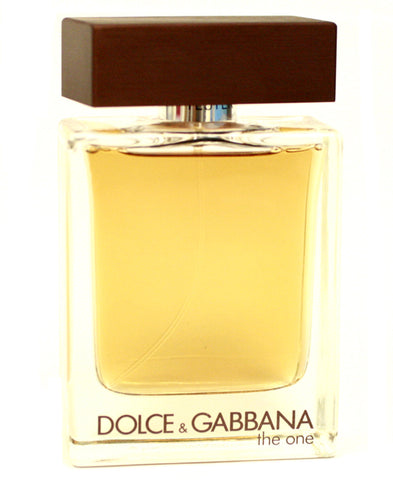 DOG46MT - Dolce & Gabbana Dolce & Gabbana The One Eau De Toilette for Men Spray - 3.3 oz / 100 ml - Tester