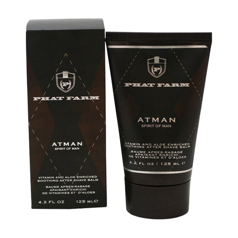 ATS42M - Atman Aftershave for Men - 4.2 oz / 125 ml Balm