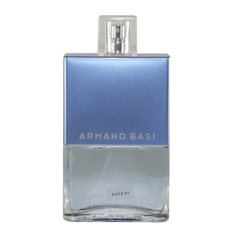 ABL42M - Armand Basi L'Eau Pour Homme Eau De Toilette for Men - Spray - 4.2 oz / 125 ml - Tester