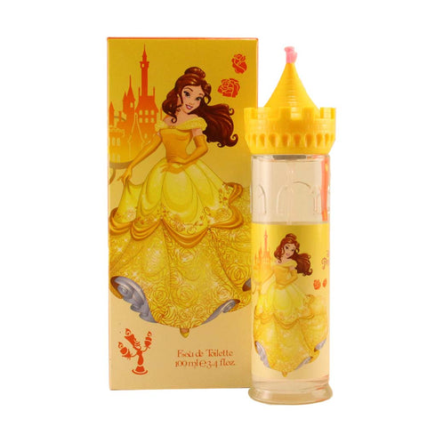 BEA15W - Disney Beauty & The Beast Eau De Toilette for Women 3.3 oz / 100 ml Spray