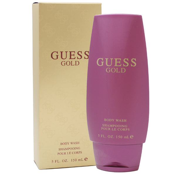 GU103 - Guess Gold Body Wash for Women - 5 oz / 150 ml
