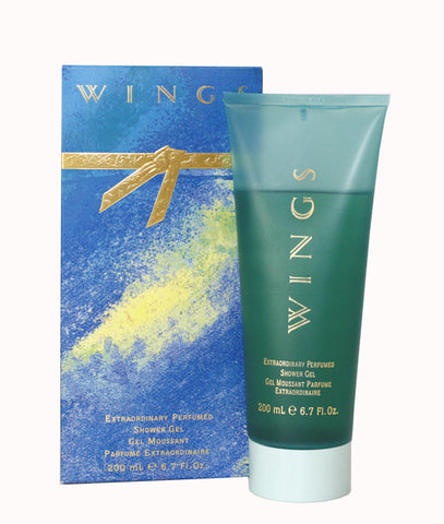 WI26 - Wings Shower Gel for Women - 6.7 oz / 200 ml