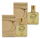 ST515M - Coty Stetson Aftershave for Men | 2 Pack - 2 oz / 60 ml