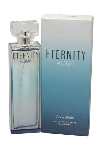 ETA34 - Eternity Aqua Eau De Parfum for Women - 3.4 oz / 100 ml