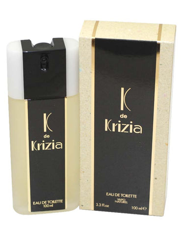 KR16 - K De Krizia Eau De Toilette for Women - 3.4 oz / 100 ml