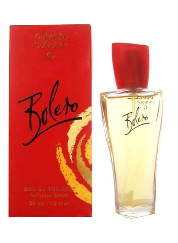 BO28 - Bolero Eau De Toilette for Women - Spray - 1 oz / 30 ml