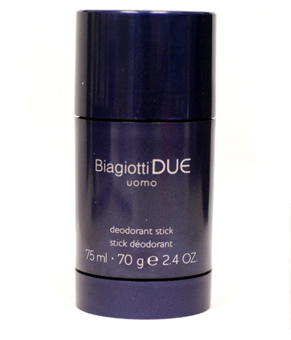 BIAD22M - Biagiotti Due Uomo Deodorant for Men - Stick - 2.4 oz / 70 g