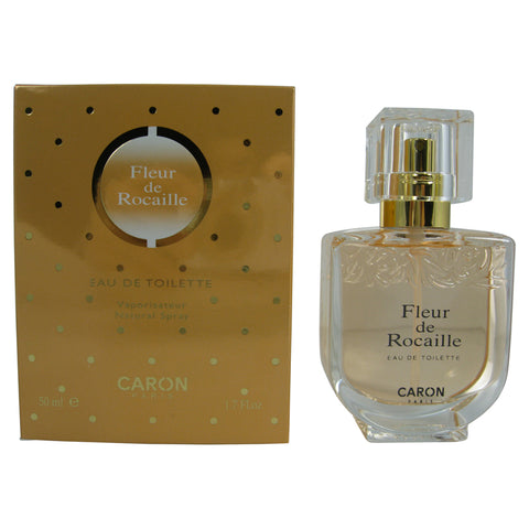FL21 - Fleur De Rocaille Eau De Toilette for Women - 1.7 oz / 50 ml Spray