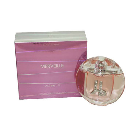 MVL34 - Merveille Eau De Parfum for Women - Spray - 3.4 oz / 100 ml
