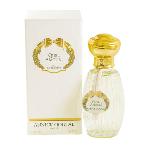 QUE14 - Quel Amour Eau De Toilette for Women - 3.3 oz / 100 ml Spray