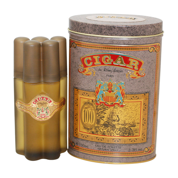 CI12M - Cigar Eau De Toilette for Men - Spray - 3.4 oz / 100 ml