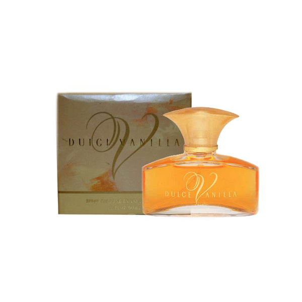 DAR55 - Dulce Vanilla Cologne for Women - Spray - 1.7 oz / 50 ml