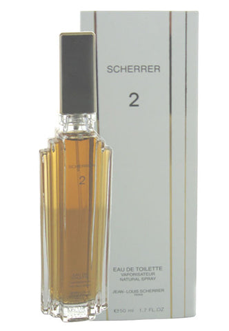 SC09 - Scherrer 2 Eau De Toilette for Women - 1.7 oz / 50 ml Spray