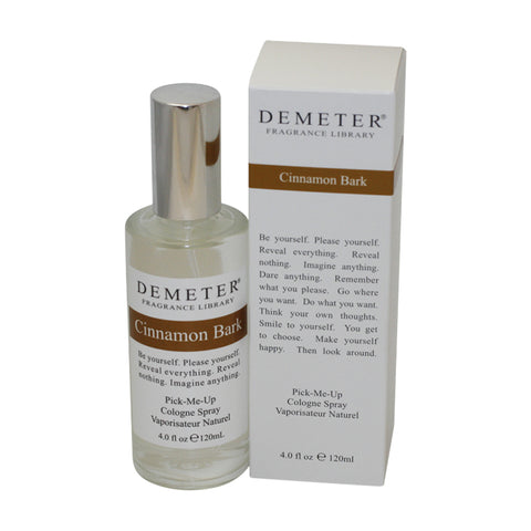 DECB56 - Cinnamon Bark Cologne for Women - 4 oz / 120 ml Spray