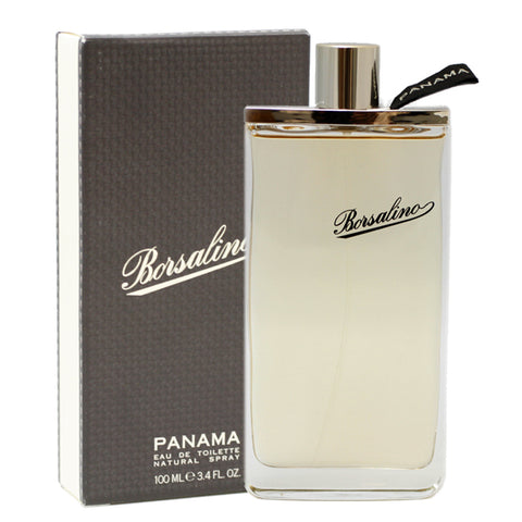 BOS32M - Borsalino Panama Eau De Toilette for Men - Spray - 3.4 oz / 100 ml