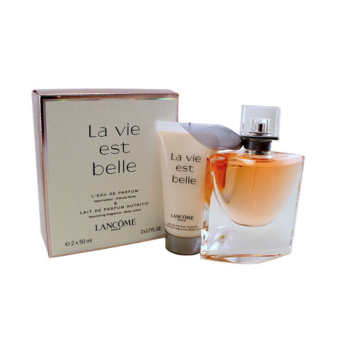 LAVB06 - La Vie Est Belle 2 Pc. Gift Set for Women