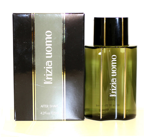 KR50M - Krizia Uomo Aftershave for Men - Pour - 4.2 oz / 100 ml