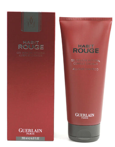 HA313M - Habit Rouge All-over Shampoo for Men - 6.8 oz / 200 ml