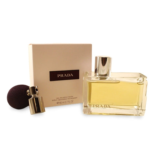 PART36 - Prada Tendre Eau De Parfum for Women - Refillable - 2.7 oz / 80 ml Spray