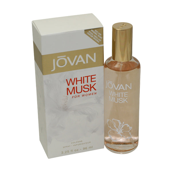 JO67 - Jovan White Musk Cologne for Women - 3.25 oz / 96 ml Spray