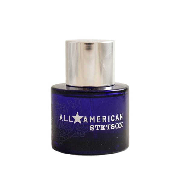 AAS52M - All American Stetson Cologne for Men - 1 oz / 30 ml Spray