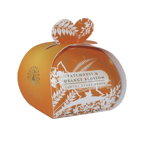 ENG11 - The English Soap Company The English Soap Company Soap for Women Patchouli & Orange Blossom - 2 oz / 60 g