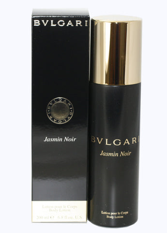 BVJ92 - Bvlgari Jasmin Noir Body Lotion for Women - 6.8 oz / 200 ml